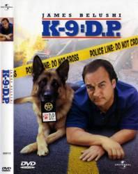 DVD K - 9 - DP - JAMES BELUSHI