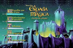 DVD A ESPADA MAGICA - A LENDA DE CAMELOT