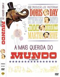 DVD A MAIS QUERIDA DO MUNDO - 1962