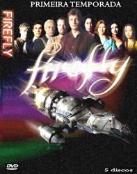 DVD FIREFLY - 1º TEMP - 5 DVDs