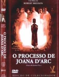DVD O PROCESSO DE JOANA DARC - 1962