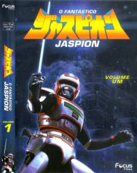 DVD JASPION - 8 DVDs