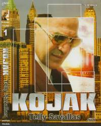DVD KOJAK - 1 TEMP - 6 DVDs