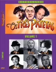 DVD OS TRES PATETAS - 6 DVDS