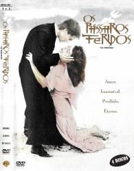 DVD PASSAROS FERIDOS - 4 DVDs