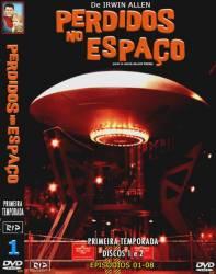DVD PERDIDOS NO ESPAÇO - 1 TEMP - 8 DVDs