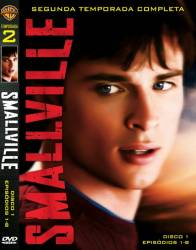 DVD SMALLVILLE - 2º TEMP - 6 DVDs