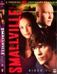 DVD SMALLVILLE - 3º TEMP - 6 DVDs