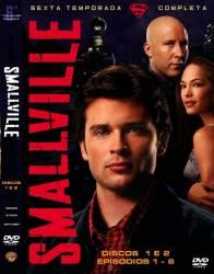 DVD SMALLVILLE - 6º TEMP - 6 DVDs