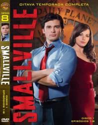 DVD SMALLVILLE - 8º TEMP - 6 DVDs