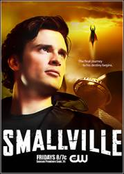 DVD SMALLVILLE - COMPLETO - 60 DVDs