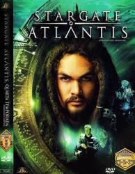 DVD STARGATE ATLANTIS - 4 TEMP - 5 DVDs