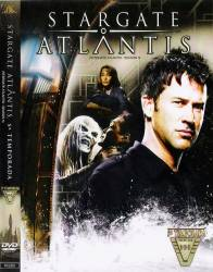 DVD STARGATE ATLANTIS - 5 TEMP - 5 DVDs