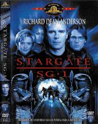 DVD STARGATE SG1 - 1 TEMP - 5 DVDs