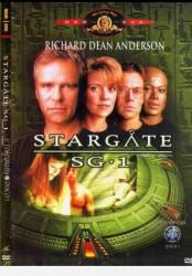 DVD STARGATE SG1 - 3 TEMP - 6 DVDs