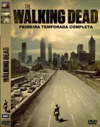 DVD THE WALKING DEAD - 1 TEMP - 3 DVDs