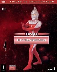 DVD ULTRASEVEN - 8 DVDs - 1967