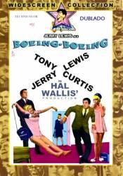 DVD BOEING BOEING - JERRY LEWIS