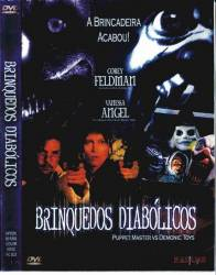 DVD BRINQUEDOS DIABOLICOS