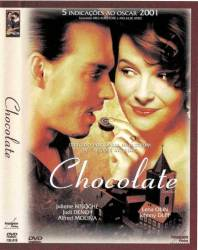 DVD CHOCOLATE
