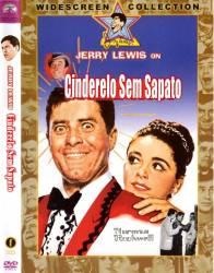DVD CINDERELO SEM SAPATO - JERRY LEWIS
