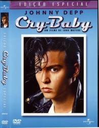 DVD CRY BABY