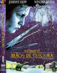 DVD EDWARD MAOS DE TESOURA