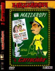 DVD MAZZAROPI - A CARROCINHA