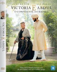 DVD VICTORIA E ABDUL -O CONFIDENTE DA RAINHA