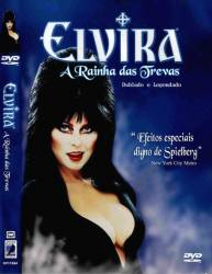 DVD ELVIRA - A RAINHA DAS TREVAS