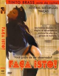 DVD FAÇA ISTO - TINTO BRASS