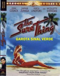 DVD GAROTA SINAL VERDE