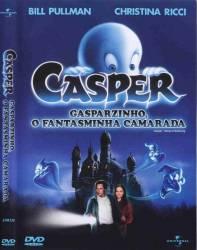 DVD GASPARZINHO O FANTASMINHA CAMARADA