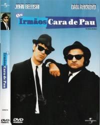 DVD IRMAOS CARA DE PAU - LEGENDADO - 1980