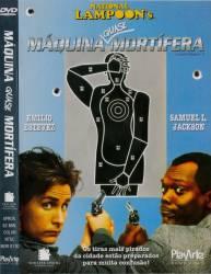 DVD MAQUINA QUASE MORTIFERA