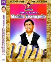 DVD MOCINHO ENCRENQUEIRO - JERRY LEWIS