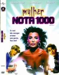 DVD MULHER NOTA 1000