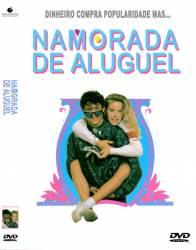 DVD NAMORADA DE ALUGUEL