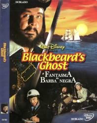 DVD O FANTASMA DO BARBA NEGRA - 1968