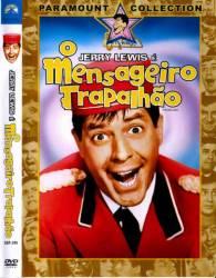 DVD O MENSAGEIRO TRAPALHAO - JERRY LEWIS