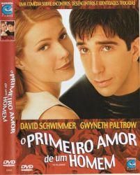 DVD O PRIMEIRO AMOR DE UM HOMEM - DAVID SCHWIMMER