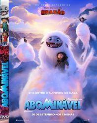 DVD ABOMINAVEL - 2019