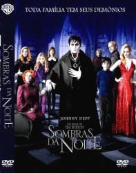 DVD SOMBRAS DA NOITE