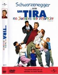 DVD UM TIRA NO JARDIM DE INFANCIA