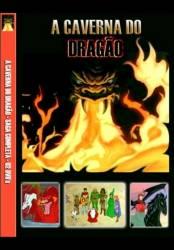 DVD A CAVERNA DO DRAGAO - 3 DVDs