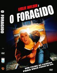 DVD O FORAGIDO - LESLIE NIELSEN