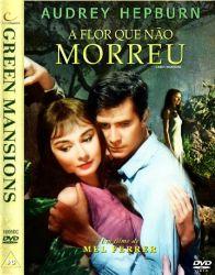 DVD A FLOR QUE NAO MORREU - AUDREY HEPBURN