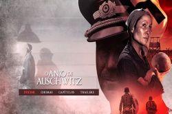 DVD O ANJO DE AUSCHWITZ - STEVEN BUSH