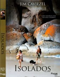 DVD ISOLADOS - JAMES CAVIEZEL
