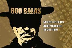 DVD 800 BALAS